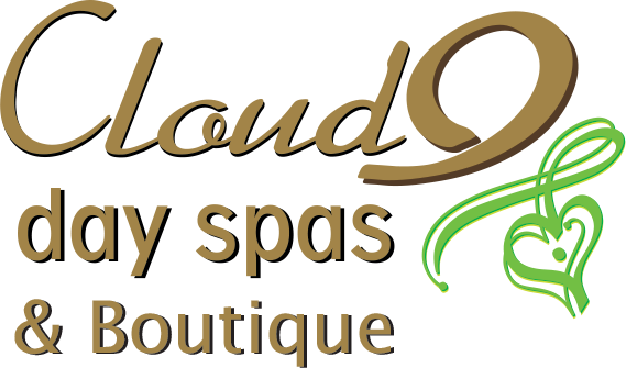 Cloud 9 Day Spas Logo